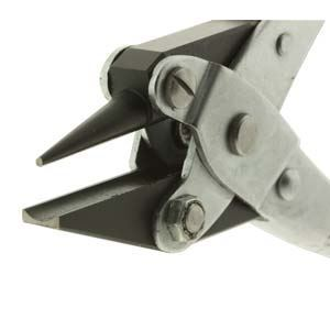 Picture of Round Noe/Concave Parallel Plier No Spring, 145mm