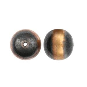 Picture of Copper Navajo Pearls by JCK, 18mm Seamless Bead