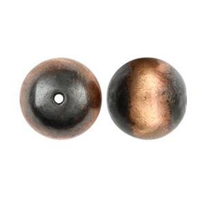 Picture of Copper Navajo Pearls by JCK, 20mm Seamless Bead
