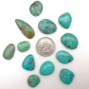 Picture of Assorted Turquoise Cabochon