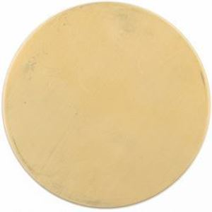 Picture of Disc Red Brass, 20 Gauge, 2 Inch