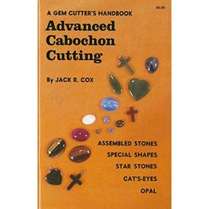 Picture of Advanced Cabochon Cutting BOOK