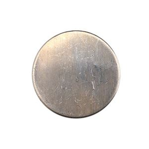 Picture of Disc Nickel Silver, 20 Gauge, 7/8 Inch