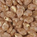 Picture of 5x7mm Czech Pip Bead Terracotta Red