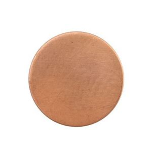 Picture of Disc Copper, 20 Gauge, 1-1/4 Inch