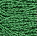 Picture of Opaque Green Seed Bead #12