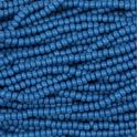 Picture of Opaque Teal Blue Seed Bead #12