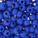 Picture of Opaque Light Royal Blue Seed Bead #32/0<br /> Approximately 19 ~        Grams