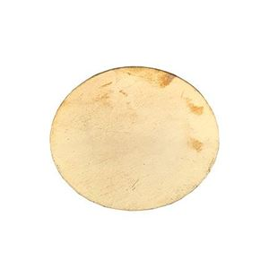 Picture of Disc Red Brass, 20 Gauge, 1-3/4 Inch