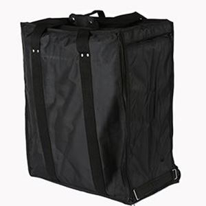 Picture of Black Deluxe Cloth Carrying Case with Handle 18 Inch