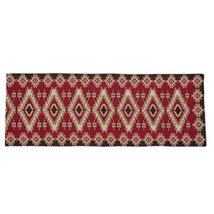 """Picture of Table Runner Red River 13""""x72"""""""