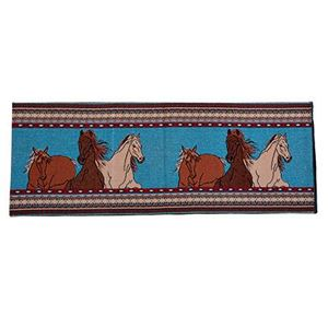 """Picture of Table Runner Stampede 13""""x72"""""""