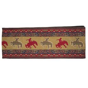 "Picture of Table Runner Broncos 13""x72"""