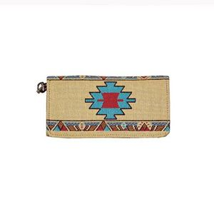 "Picture of Ladies Wallet Carizzo 4""x7.5"""
