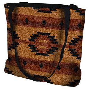 "Picture of Tote Bag Adobe Tan 17"""