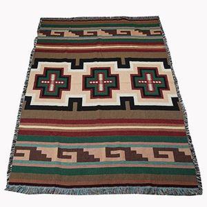 "Picture of Throw Blanket Hayat 53""x70"""