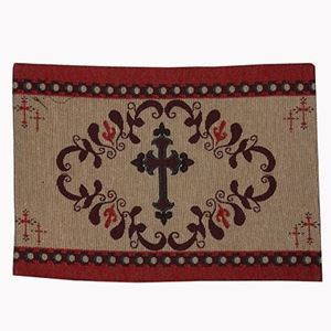 "Picture of Placemat WesternCross 13""x19"""