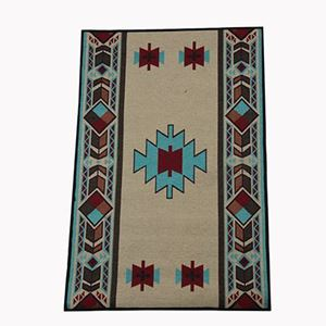 "Picture of Rug Jacquard Carrizo 24""x36"""