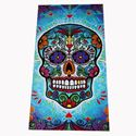 """Picture of Towel Skull Glow 34""""x64"""""""
