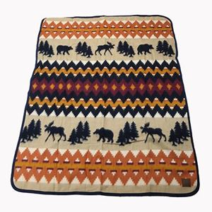 """Picture of Blanket Call of the Nrth 60""""x80"""""""