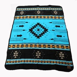 """Picture of Blanket Chimayo 60""""x80"""""""