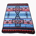 "Picture of Blanket St Arrows Cross 60""x80"""