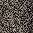 Picture of Opaque Grey Seed Bead Size 11<br />Approximately 25 Grams