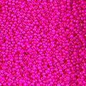 Picture of Size 11 Czech Seed Beads, Opaque Rose Dyed, Approximately 25 ~ Grams