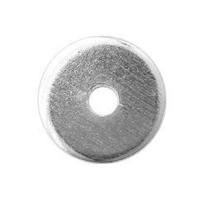 Picture of Silver Plated Washer 6mm<br />50 pcs