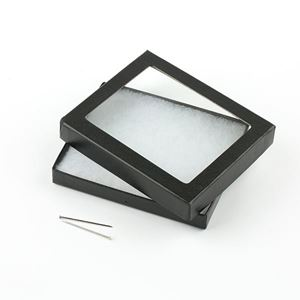 "Picture of Econo Riker Case with No Clips 4""x 5""x 1"" H"