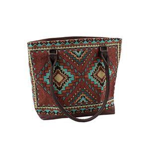 "Picture of Shoulder Bag Tucumcari 17""x14"""