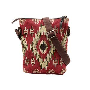 """Picture of Crossbody Bag Red River 9""""x8"""""""