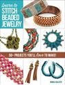 Picture of BOOK Learn To Stitch Beaded Jewelry