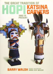 Picture of BOOK Hopi Katsina Carvers