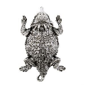 Picture of X-Large Horny Toad Pewter 25x45mm