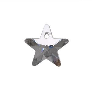 Picture of Swarovski Crystal Star Pendants, 14mm, sold by the pair