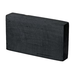 """Picture of Charcoal Soldering Block, 7"""" x 4"""" x 1-1/2"""""""