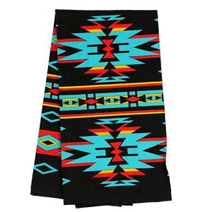 Picture of Cabin Fever Turquoise Arrow Towel