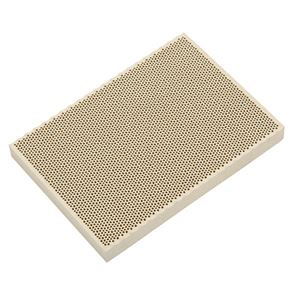 "Picture of Ceramic Honeycomb Soldering Pad, 3-3/4""x 5-1/2""x 1/2"""