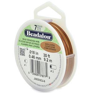 Picture of Beadalon Copper Wire 7 Strand .018 Inch 30 Feet