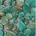 Picture of Stabilized Kingman Green Turquoise Cabochons